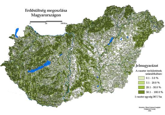 erdészeti térkép Statisztika – hungarobinia.hu erdészeti térkép